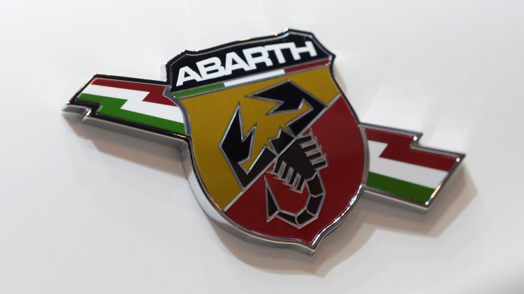 abarth fender badge