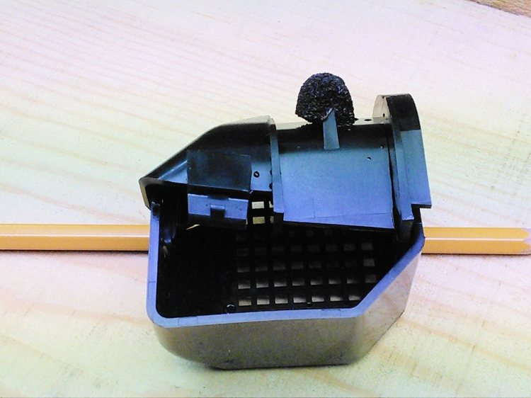 drain filter grasp2