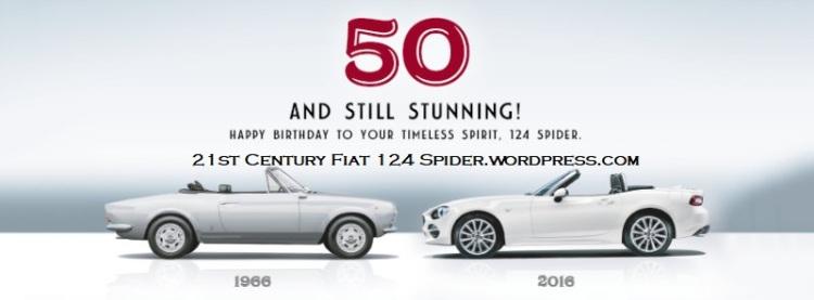 spider 50th birthday 21st