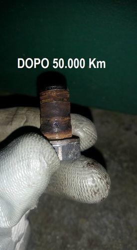 garrett oil filter plugged