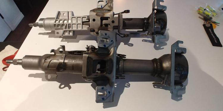 steering column2